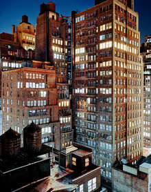 8th Avenue and 38th Street, New York
