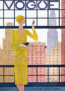 Cover, Georges Lepape III