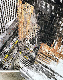 Reflection 7th Avenue